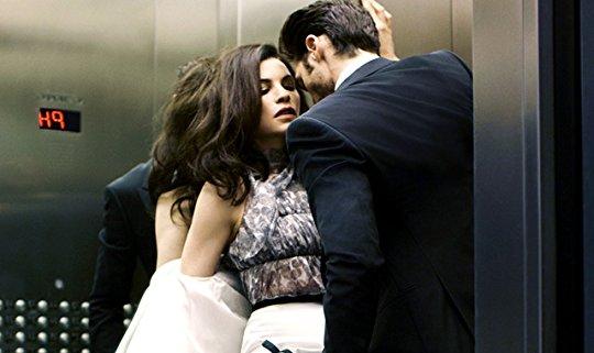 Dragostea in lift