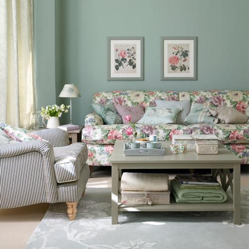 Aquamarine- british living-room-