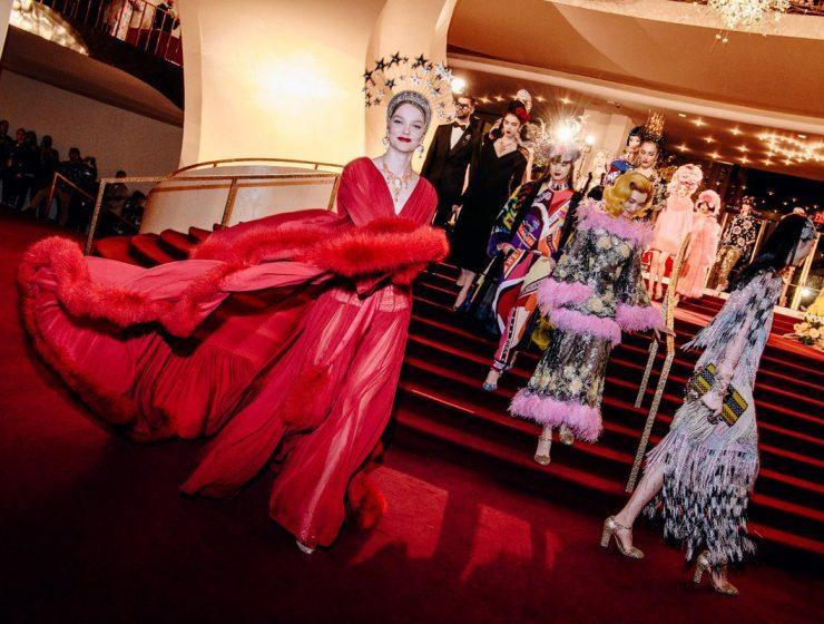 Dolce&Gabanna The Metropolitan Opera