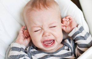Durere otita copii