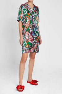 Rochie retro Kenzo dress