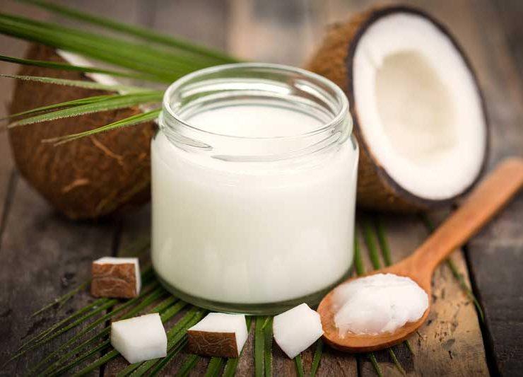 Nuca de cocos frumusete
