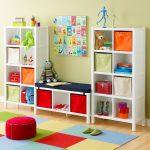 Camera copiilor cu mobila de la Ikea