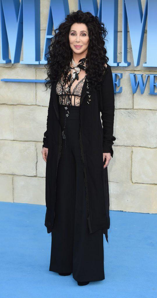 Cher Mamma Mia London