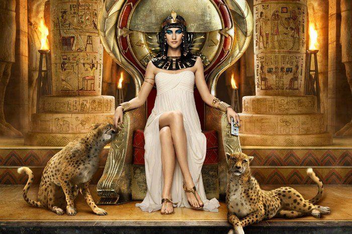 Folosirea produselor cosmetice in Egypt