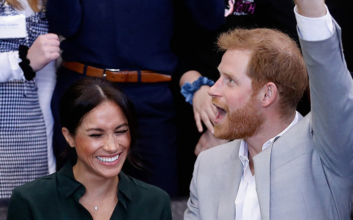 Meghan and Harry vor deveni parinti