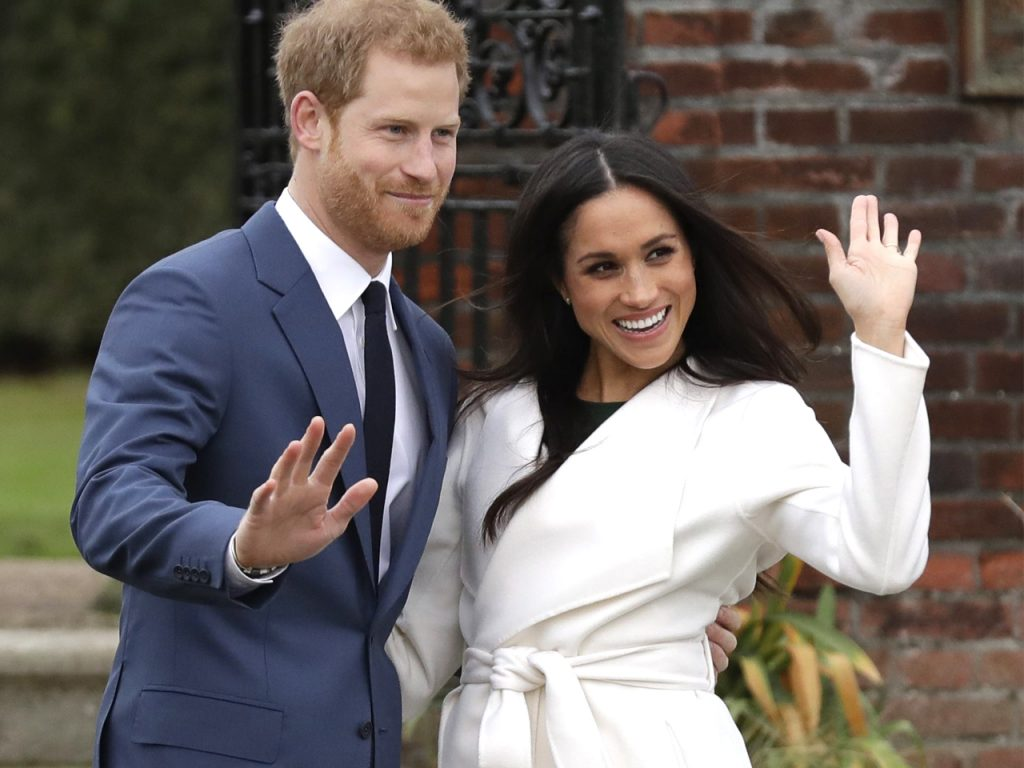 Prince Harry and actress Meghan Markle are engaged and will marry in the spring of 2018.