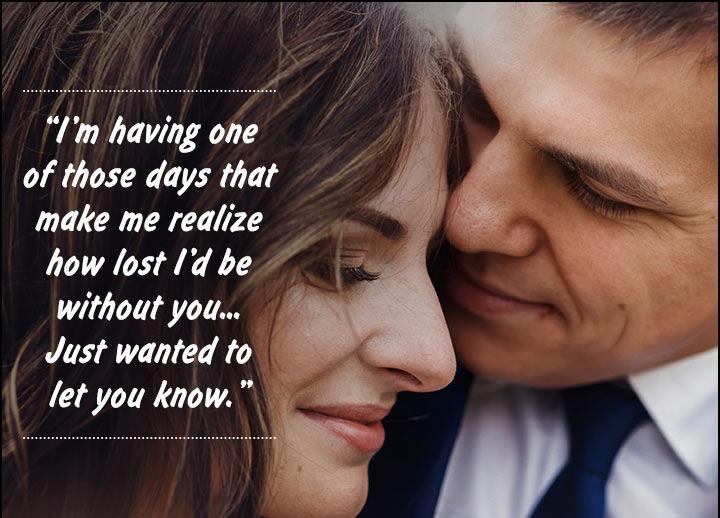 Mesaj romantic de la sot