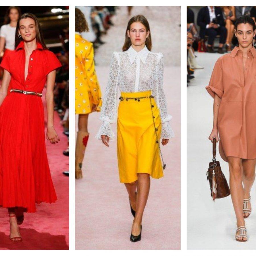 Tinute primavara 2019 fashion