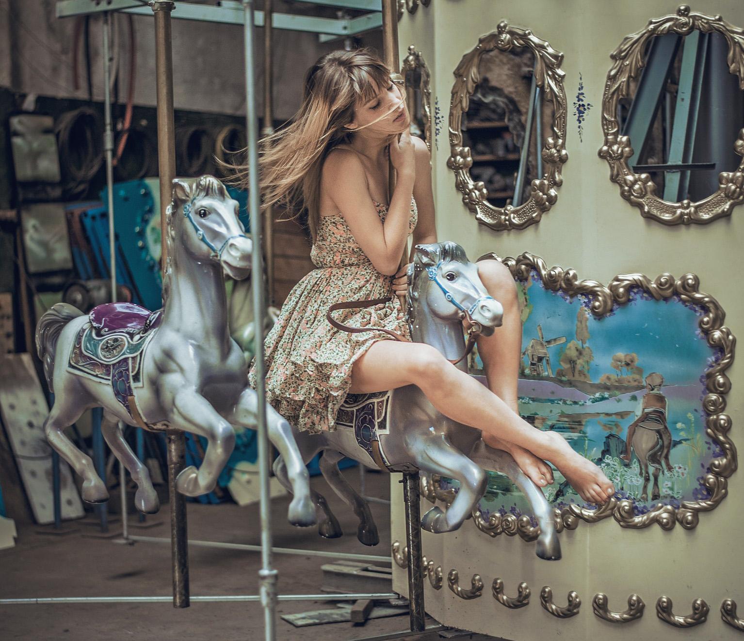 viata in carusel