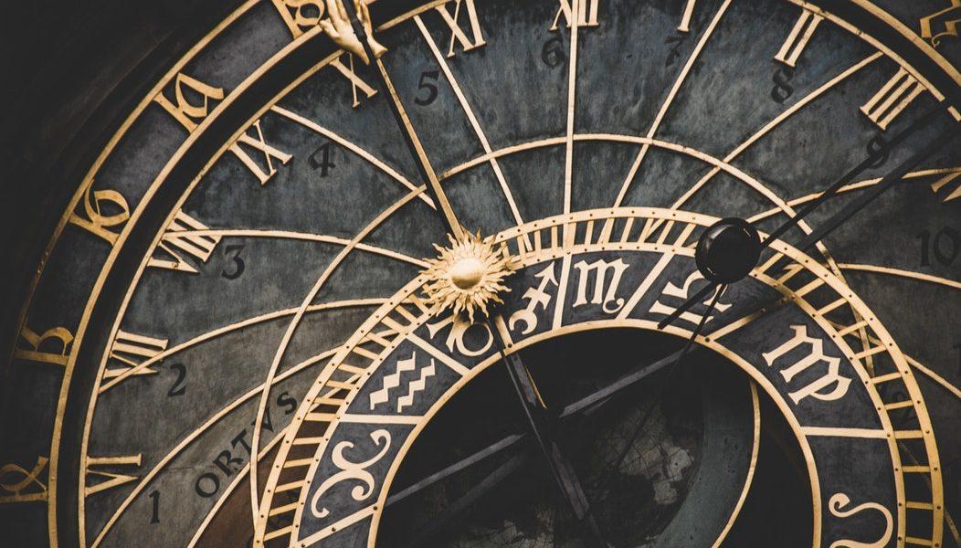 ceas care arata cum trece timpul