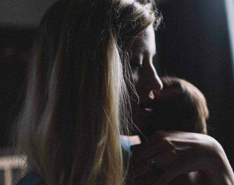 mama cu copilul